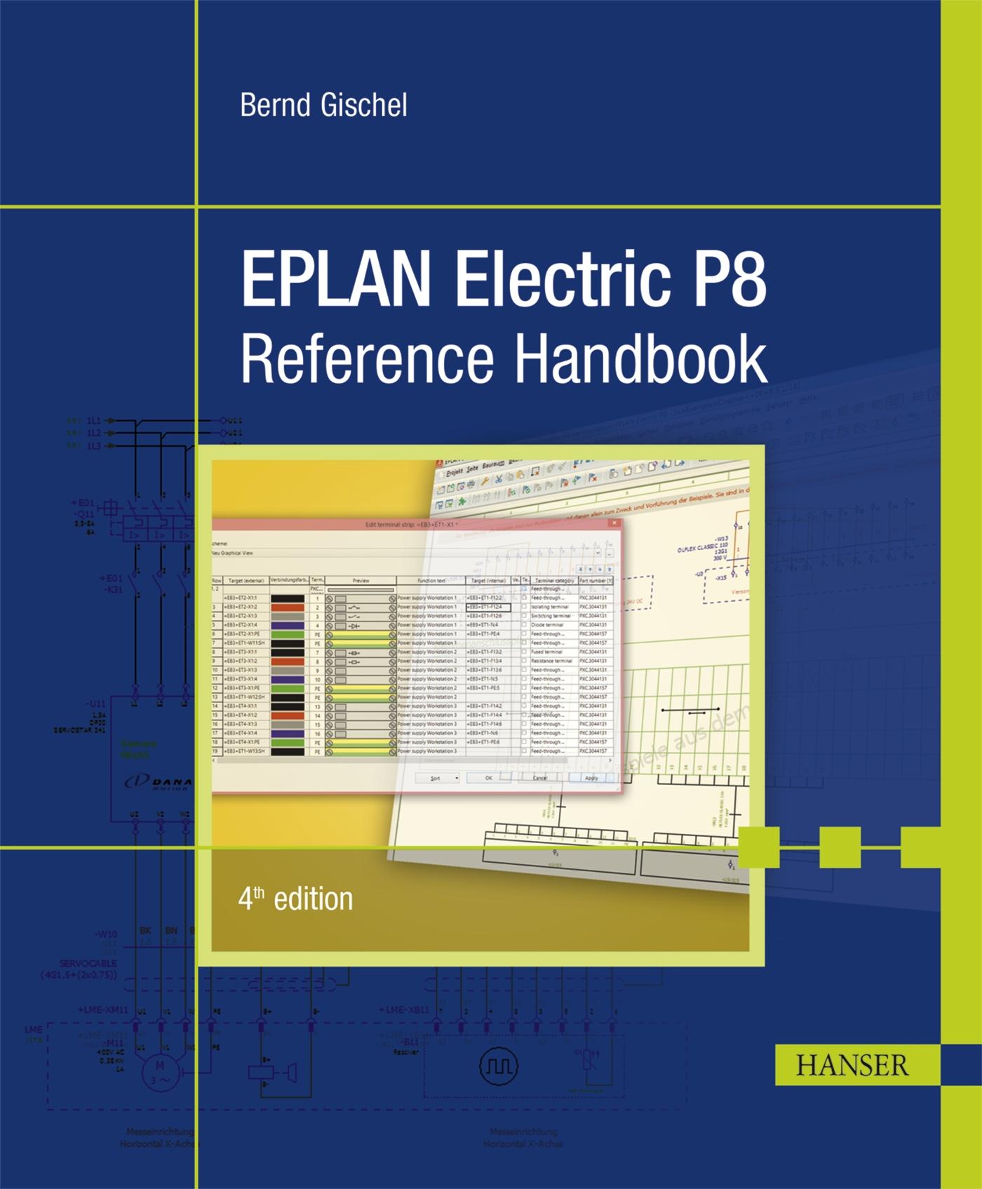 Eplan Electric P8 Reference Handbook 2nd Edition Pdf