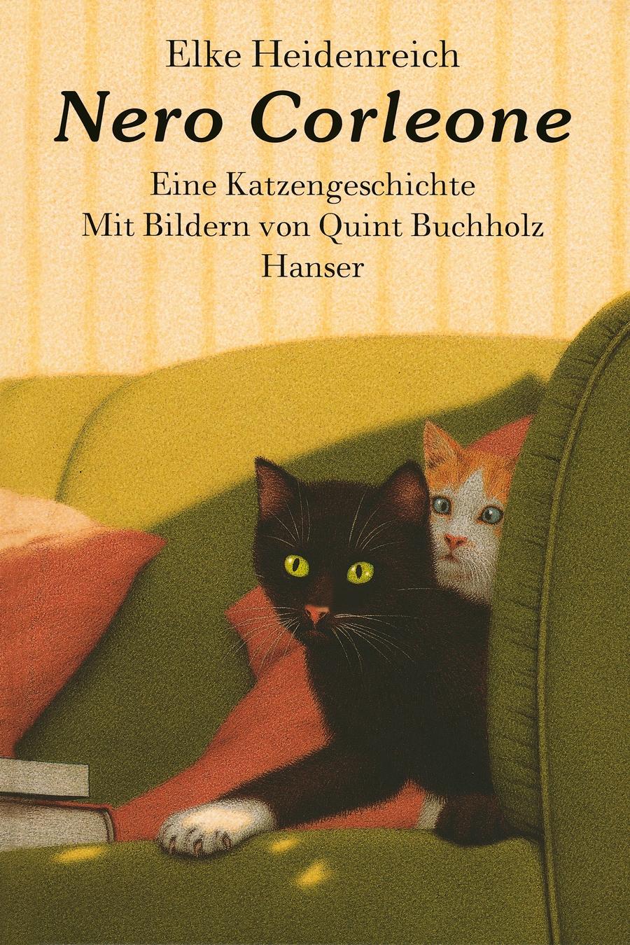 Nero Corleone - A Cat's Tale