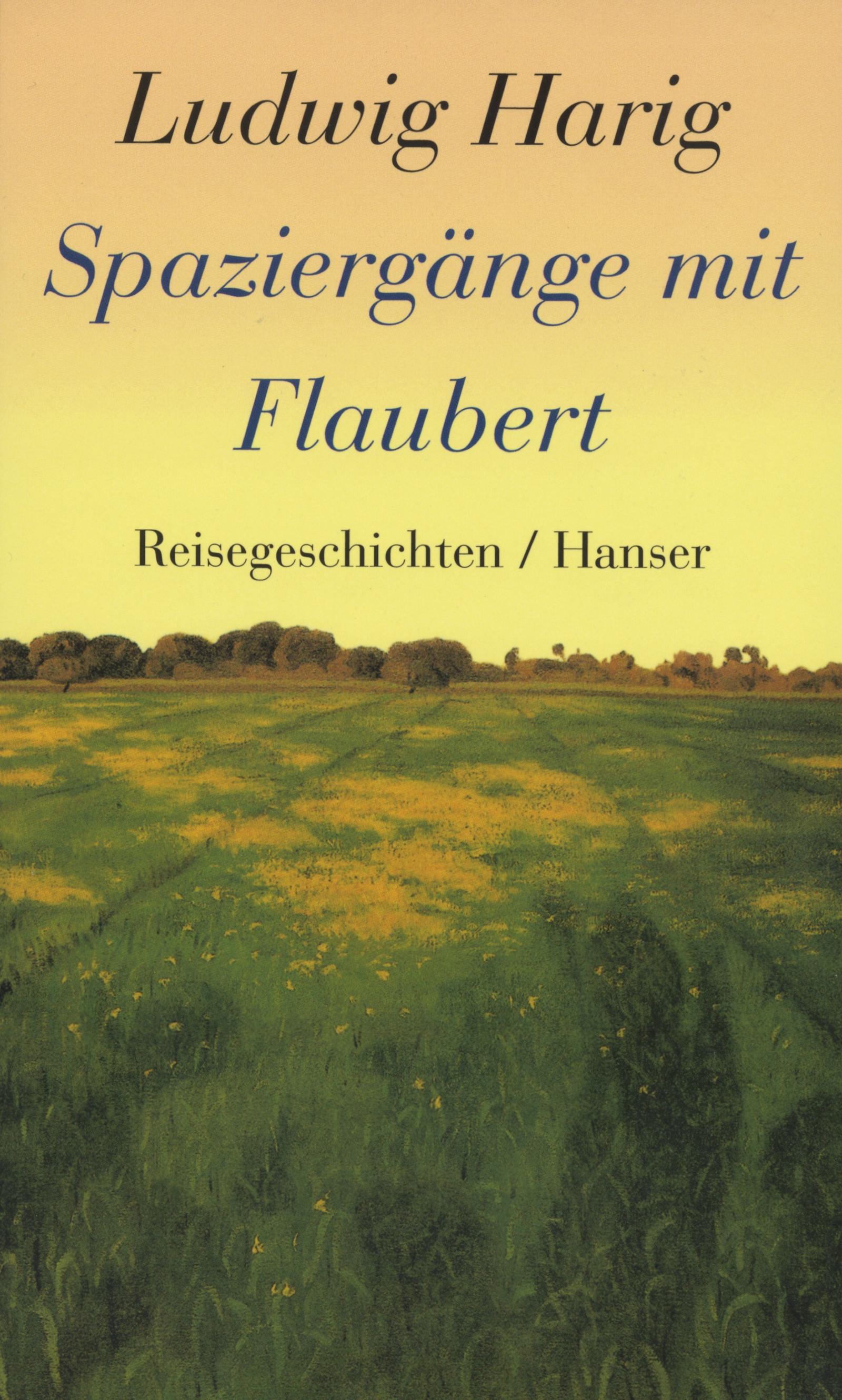 Walking with Flaubert