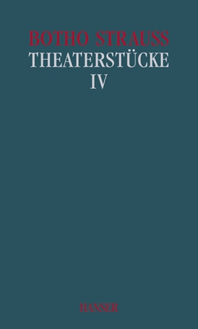 Theatre Plays, Volume IV