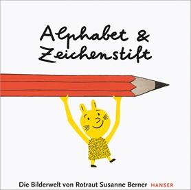 Alphabet und Zeichenstift