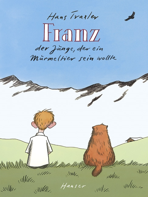 The boy who wanted to be a groundhog