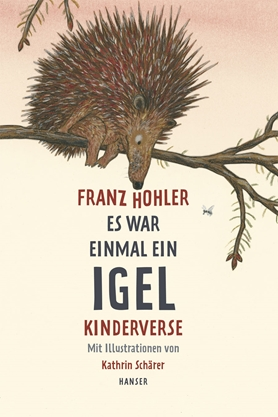 Es War Einmal Ein Igel Bücher Hanser Literaturverlage