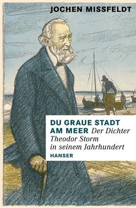 du graue stadt am meer - Theodor Storm Lebenslauf