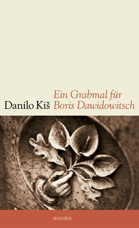 Ein Grabmal für Boris Dawidowitsch