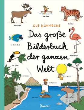 The Big Picture Book of the Whole World