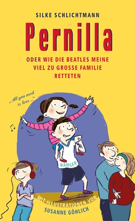 Pernilla – or How the Beatles Saved my Entire Extended Family