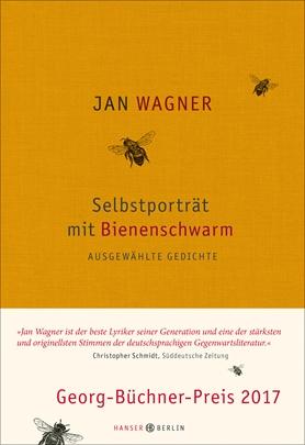 Selbstporträt mit Bienenschwarm
