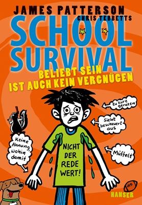 School Survival - Beliebt sein ist auch kein Vergnügen