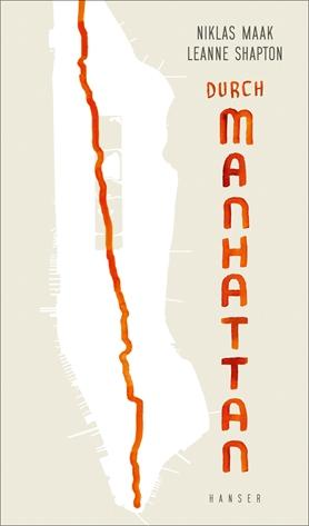 Durch Manhattan - Bücher - Hanser Literaturverlage