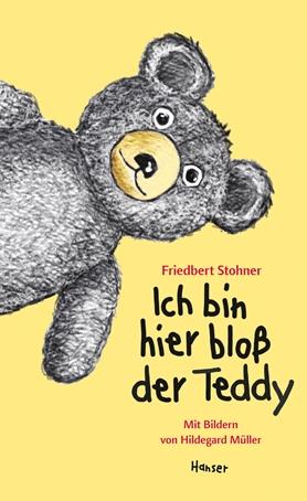 Ich bin hier bloß der Teddy