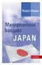 Managerwissen kompakt: Japan
