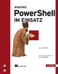 Windows PowerShell im Einsatz