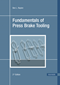 Fundamentals of Press Brake Tooling (Print-on-Demand)