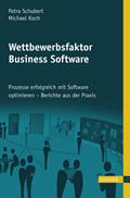 Wettbewerbsfaktor Business Software