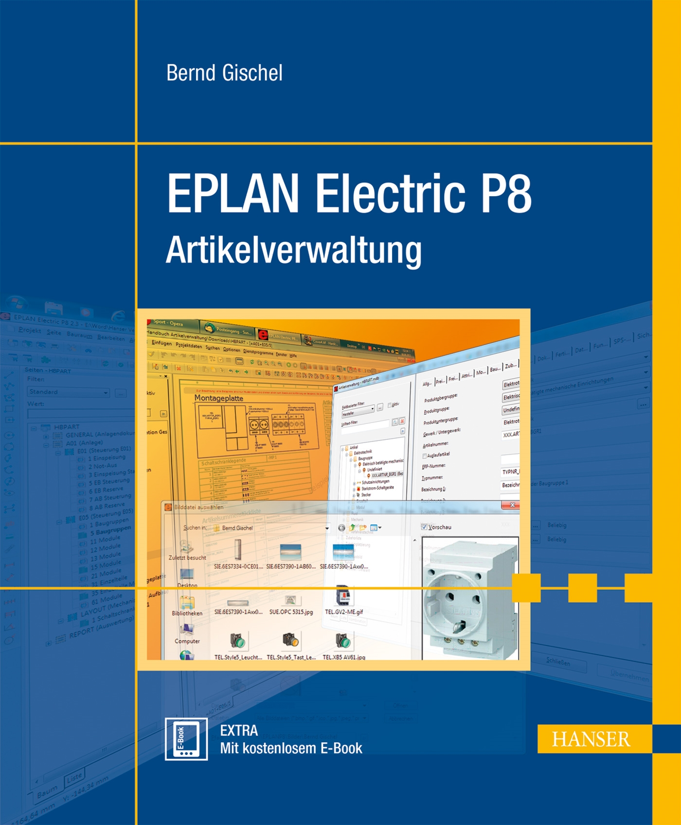 EPLAN Electric P8 Artikelverwaltung - Hanser Fachbuch