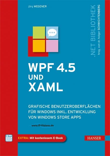 WPF 4 5 und XAML - Hanser Fachbuch