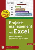Projektmanagement mit Excel