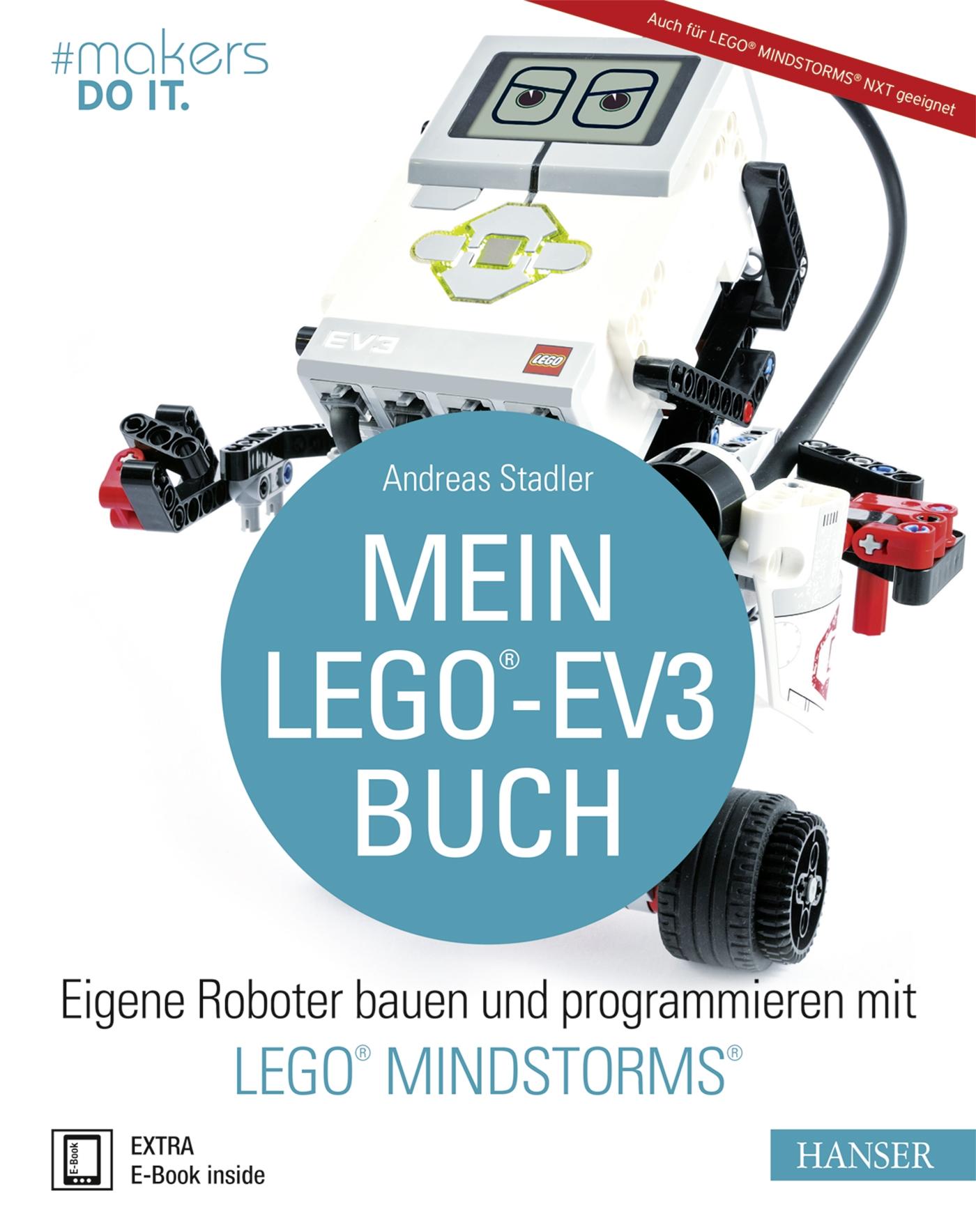 Mein Lego Ev3 Buch Hanser Fachbuch