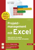 Projektmanagement mit Excel