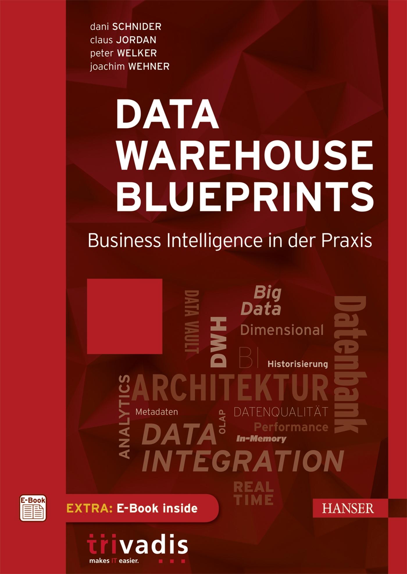 Data Warehouse Blueprints - Hanser Fachbuch