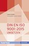 DIN EN ISO 9001:2015 umsetzen