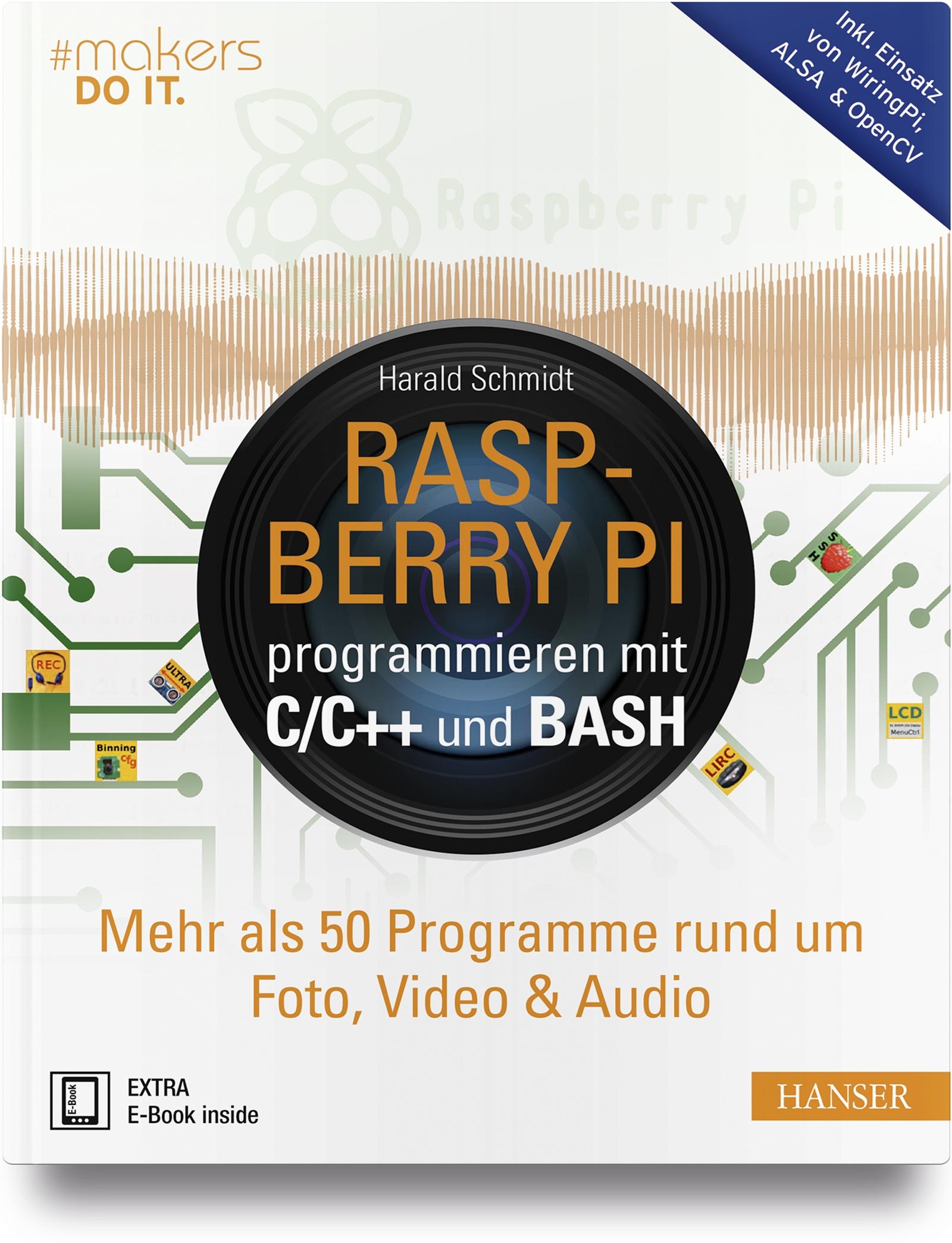 Excellent Raspberry Pi Programmieren Mit C C Und Bash Hanser Fachbuch Wiring Database Gramgelartorg