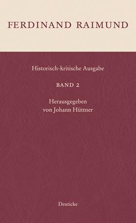 Historisch-kritische Ausgabe Band 2