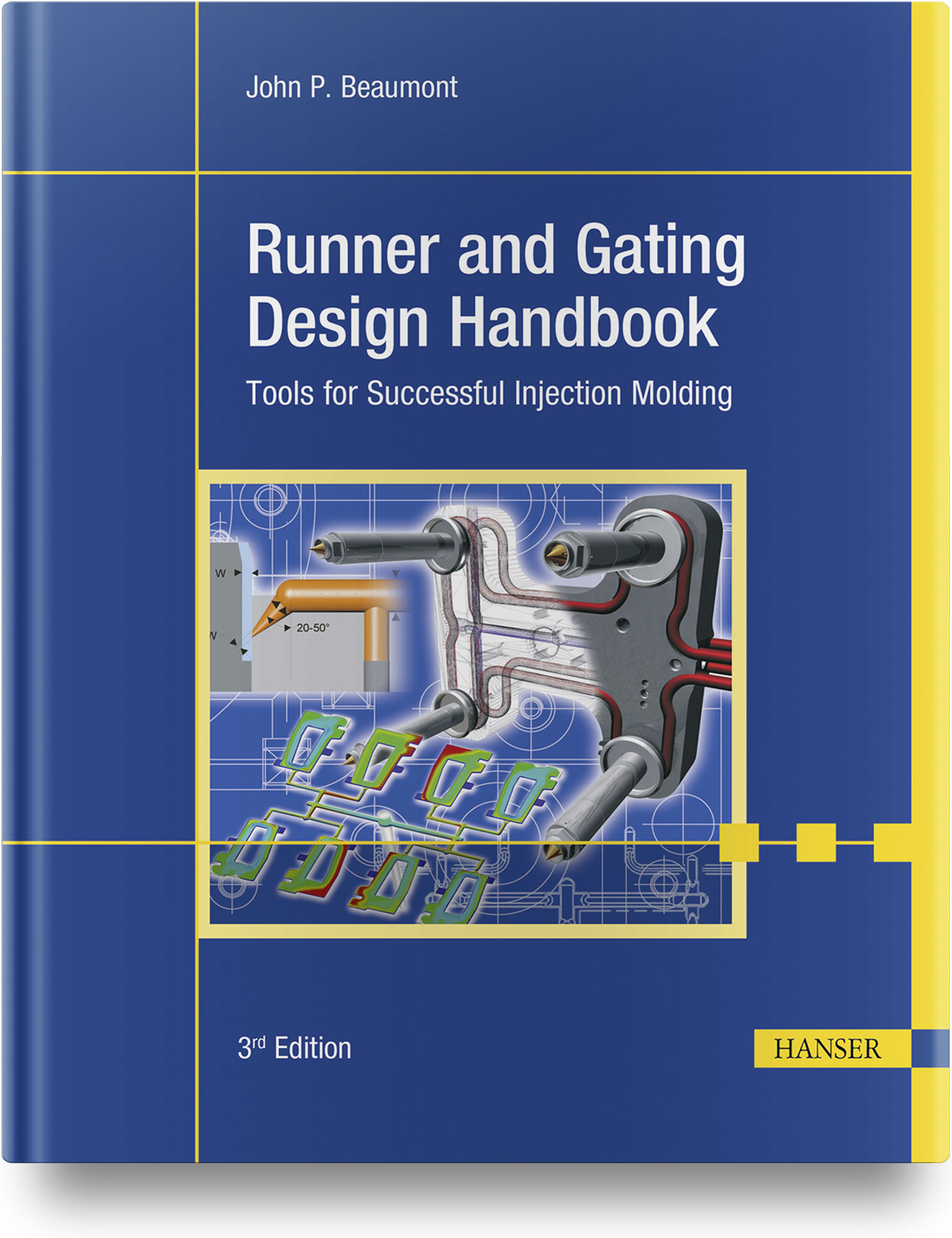 Beaumont, Runner and Gating Design Handbook, 978-1-56990-590-6