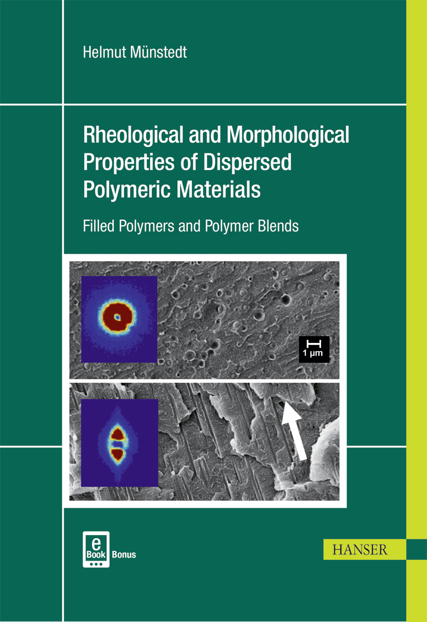 Münstedt, Rheological and Morphological Properties of Dispersed Polymeric Materials, 978-1-56990-607-1