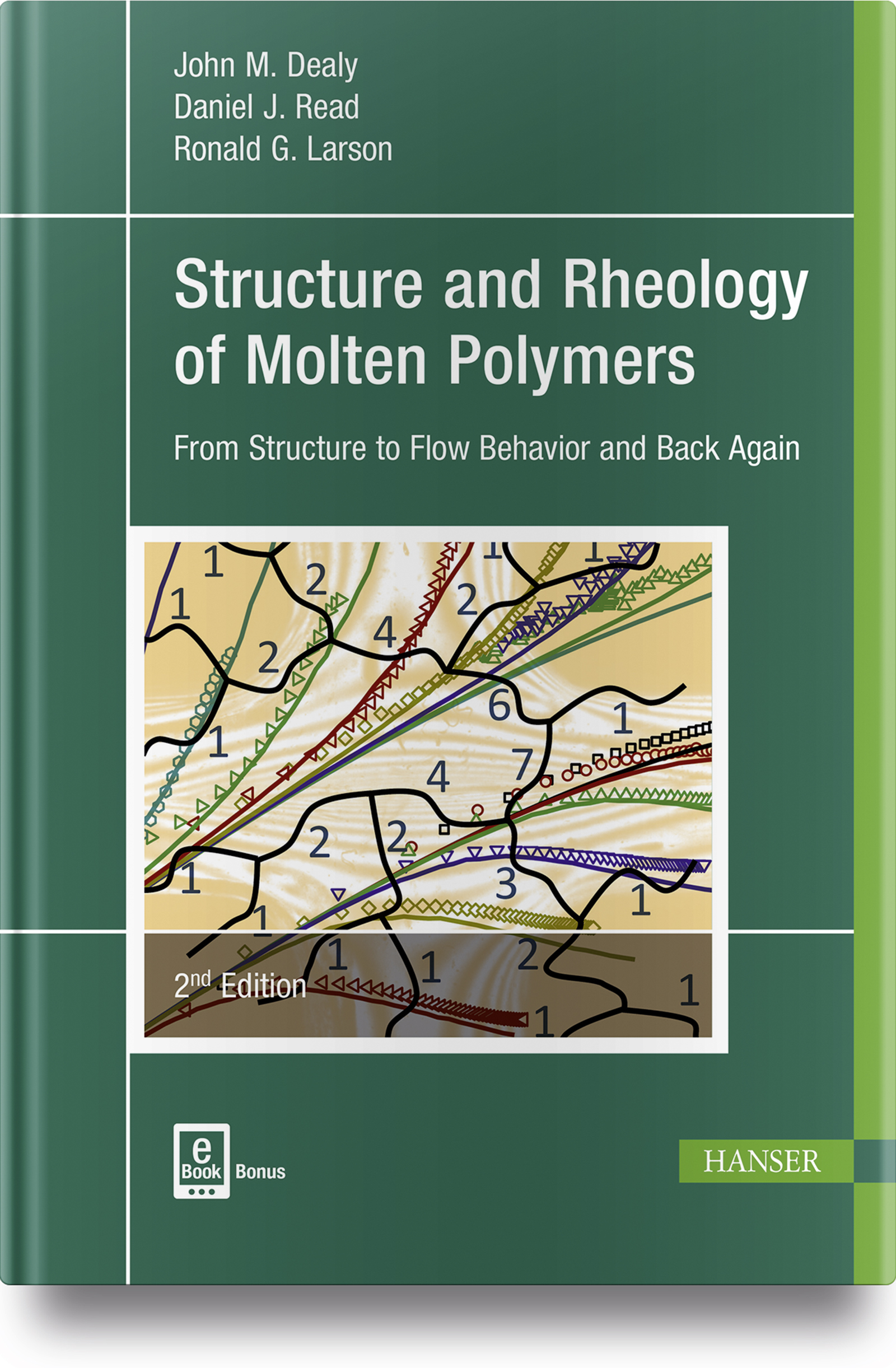 Dealy, Read, Larson, Structure and Rheology of Molten Polymers, 978-1-56990-611-8