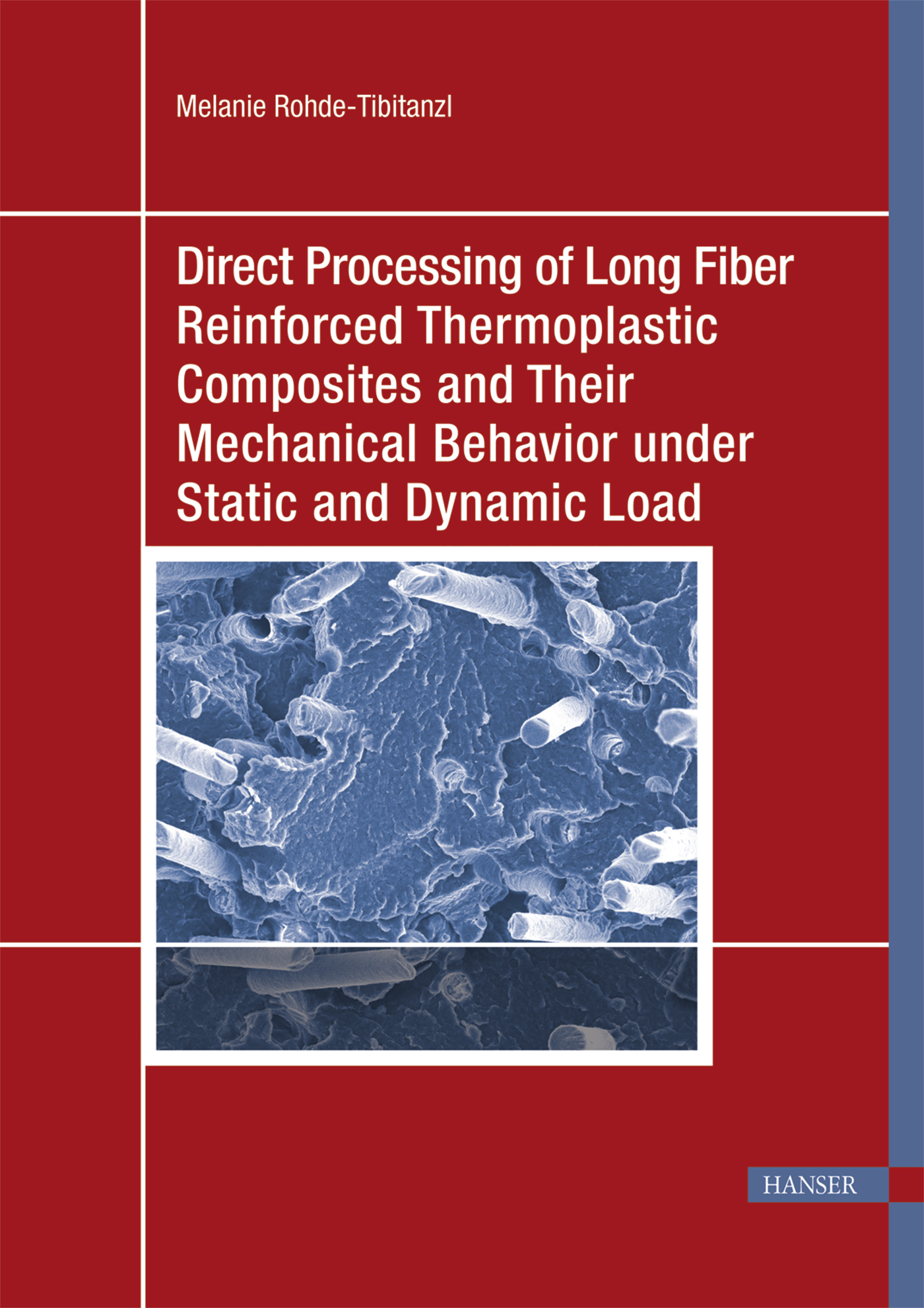 Rohde-Tibitanzl, Direct Processing of Long Fiber Reinforced Thermoplastic Composites and their Mechanical Behavior under Static and Dynamic Load, 978-1-56990-629-3