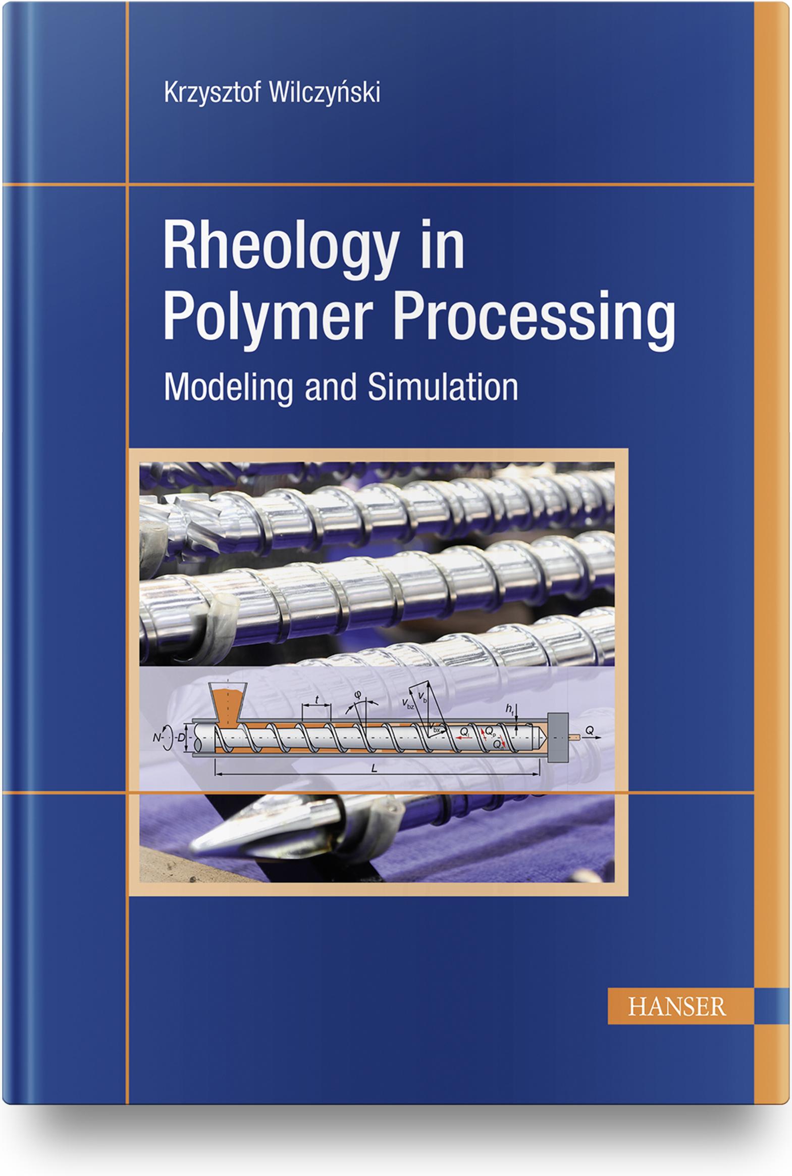 Rheology in Polymer Processing, 978-1-56990-660-6