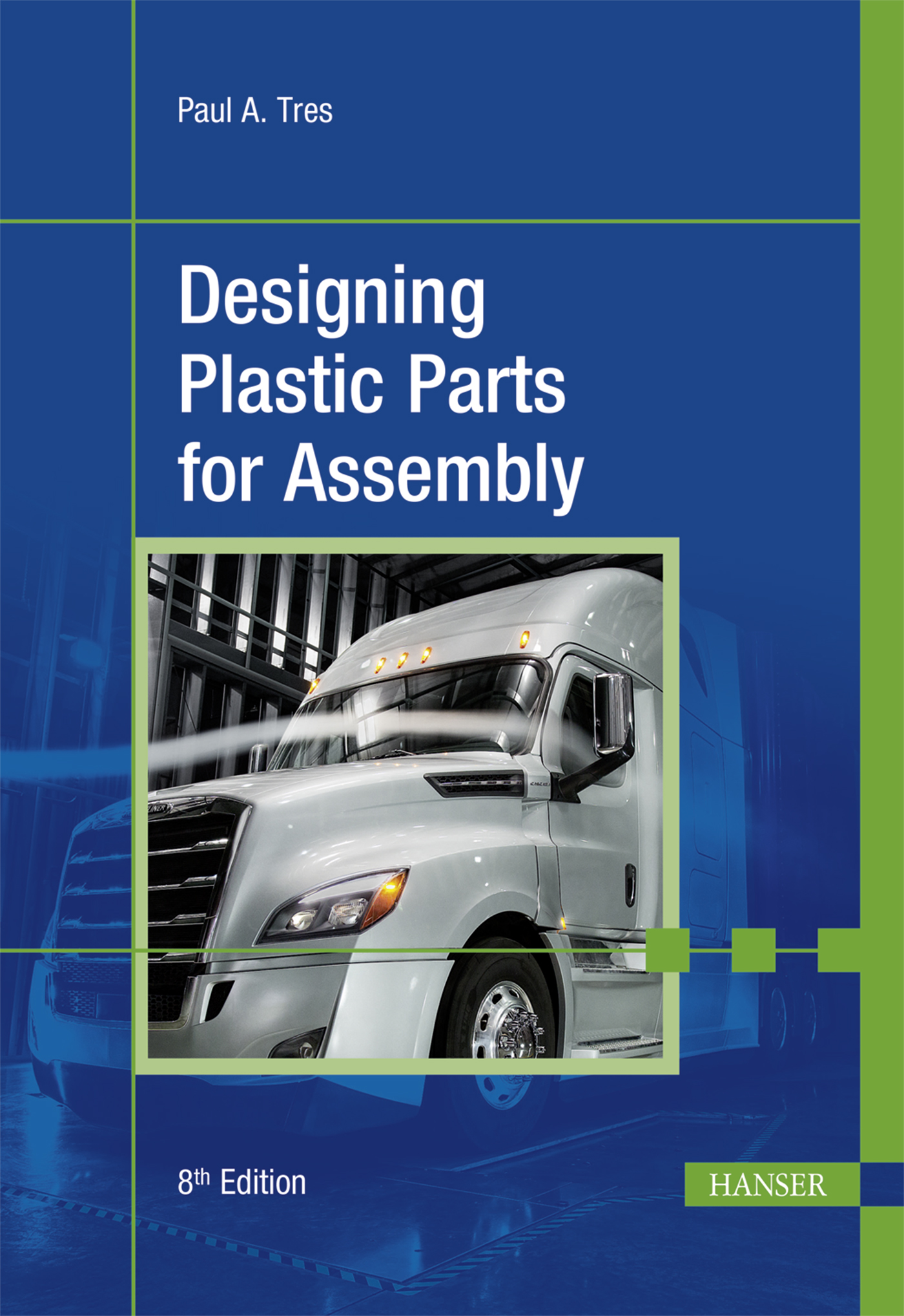 Tres, Designing Plastic Parts for Assembly, 978-1-56990-668-2