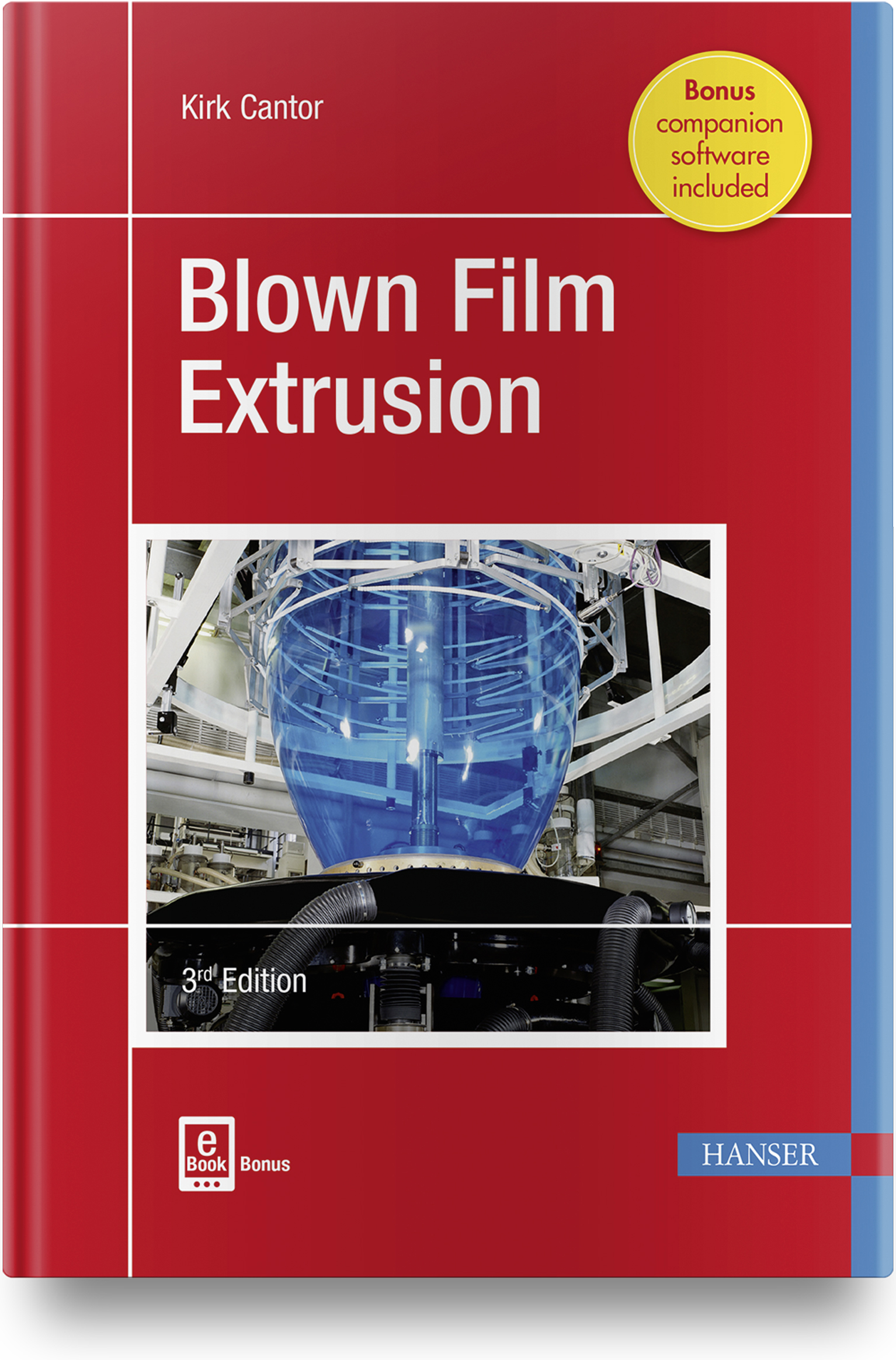 Cantor, Blown Film Extrusion, 978-1-56990-696-5
