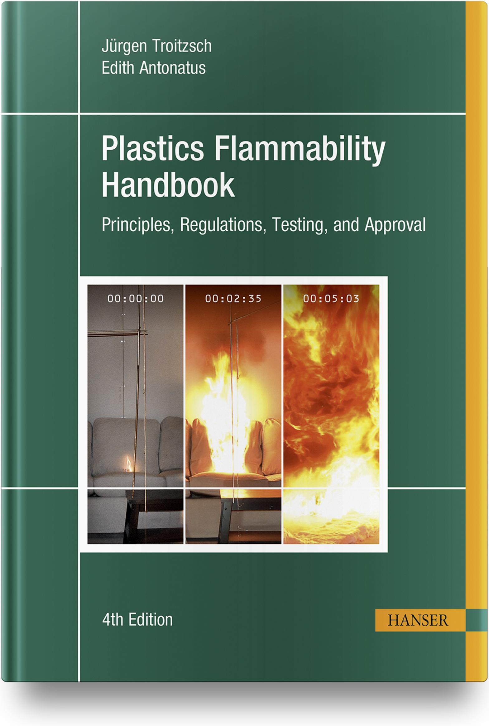 Plastics Flammability Handbook, 978-1-56990-762-7