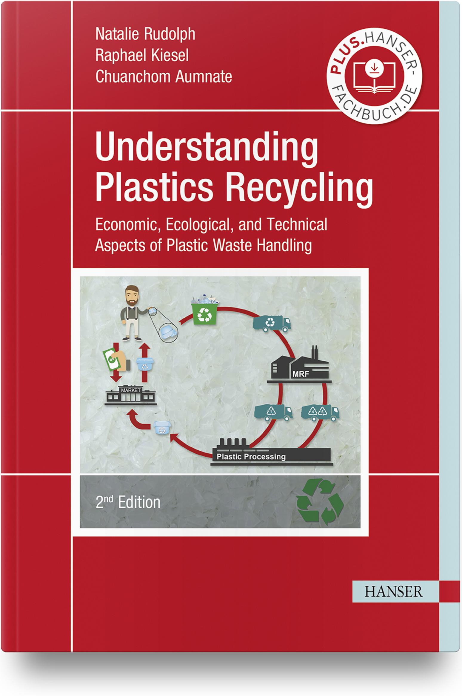 Rudolph, Kiesel, Aumnate, Understanding Plastics Recycling, 978-1-56990-846-4