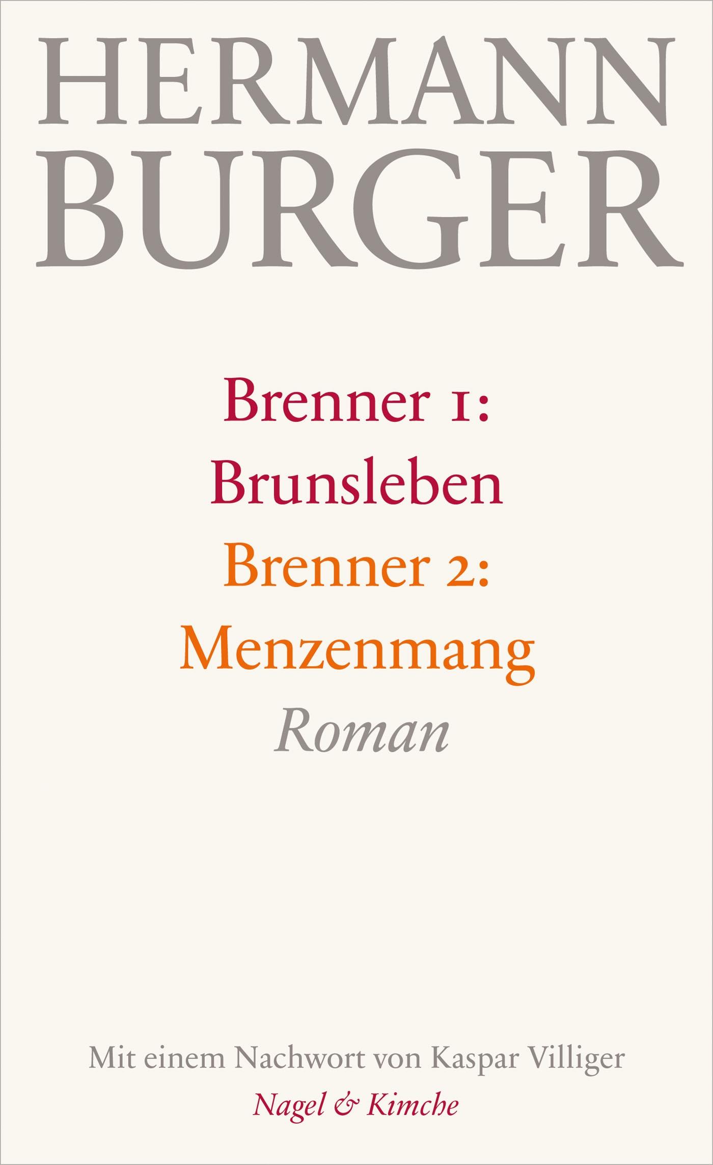 Brenner 1: Brunsleben. Brenner 2: Menzenmang