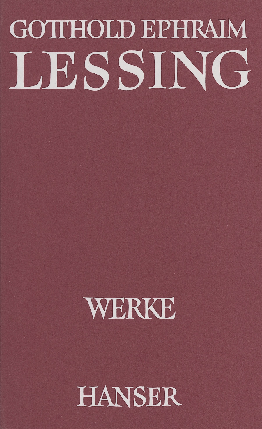 Werke Band V
