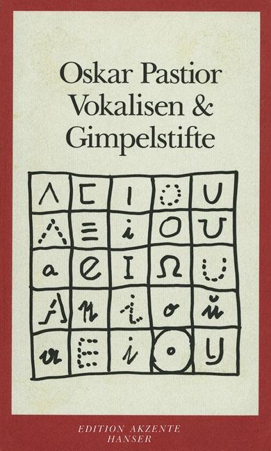 Vokalisen & Gimpelstifte