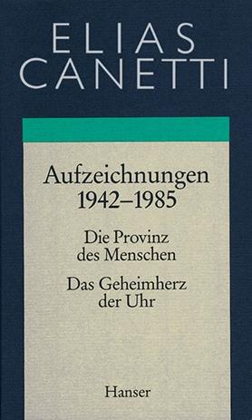 Gesammelte Werke Band 4: Aufzeichnungen 1942-1985