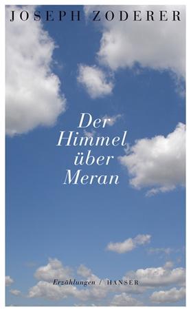 The sky above Merano