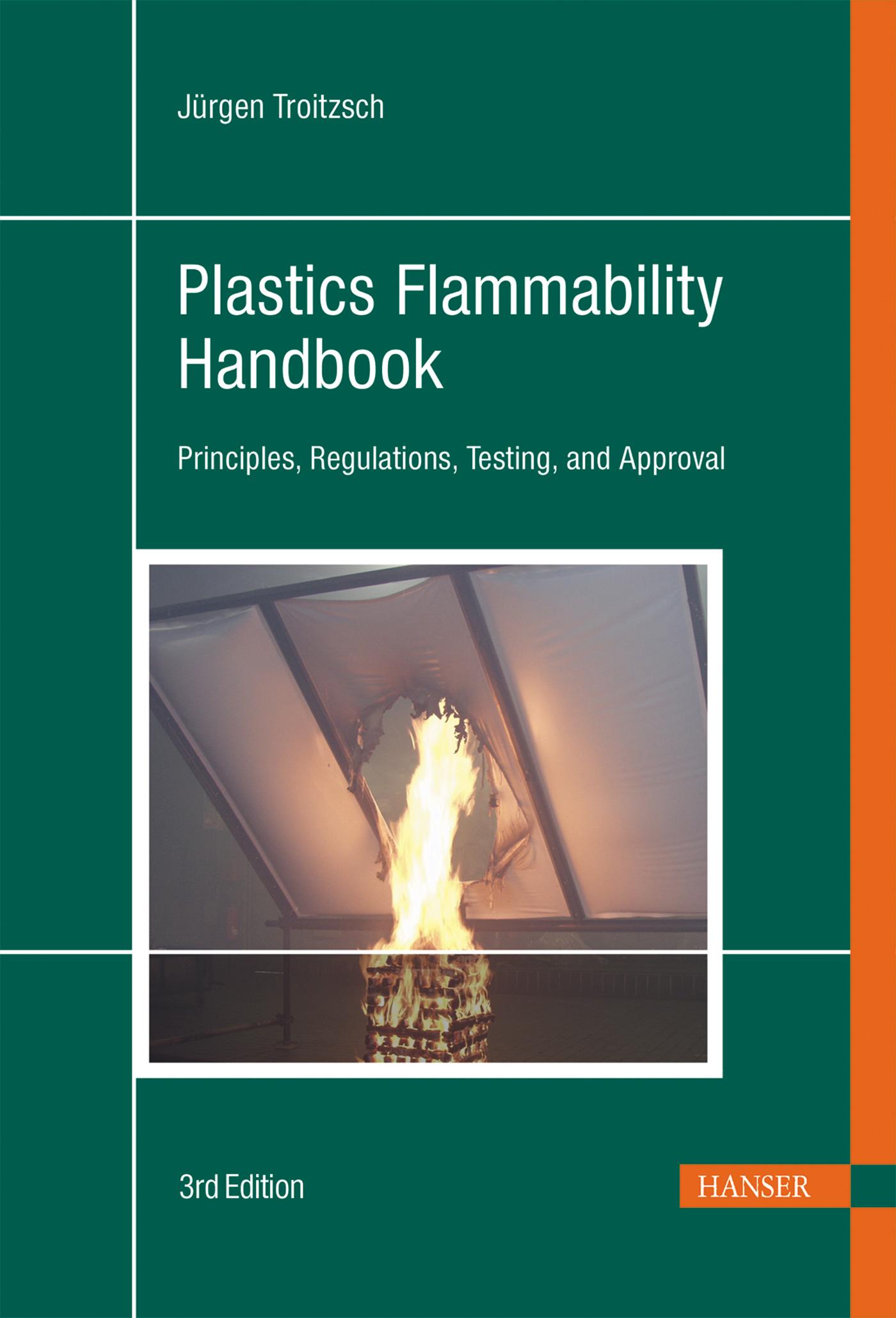 Plastics Flammability Handbook, 978-3-446-21308-1