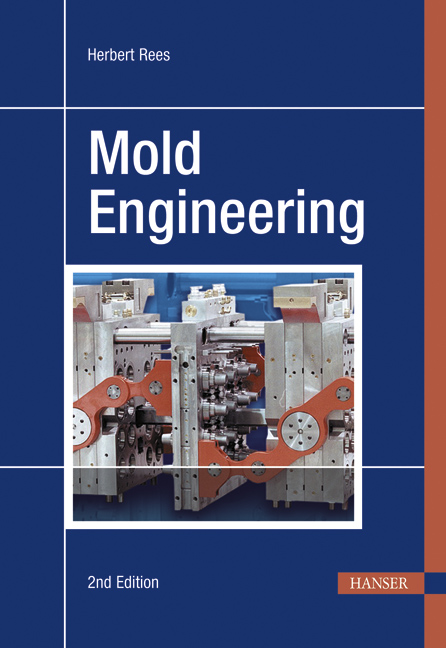 Rees, Mold Engineering, 978-3-446-21659-4