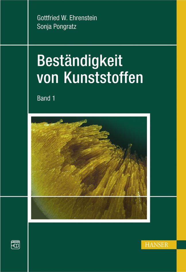 Ehrenstein, Pongratz, Beständigkeit von Kunststoffen, 978-3-446-21851-2