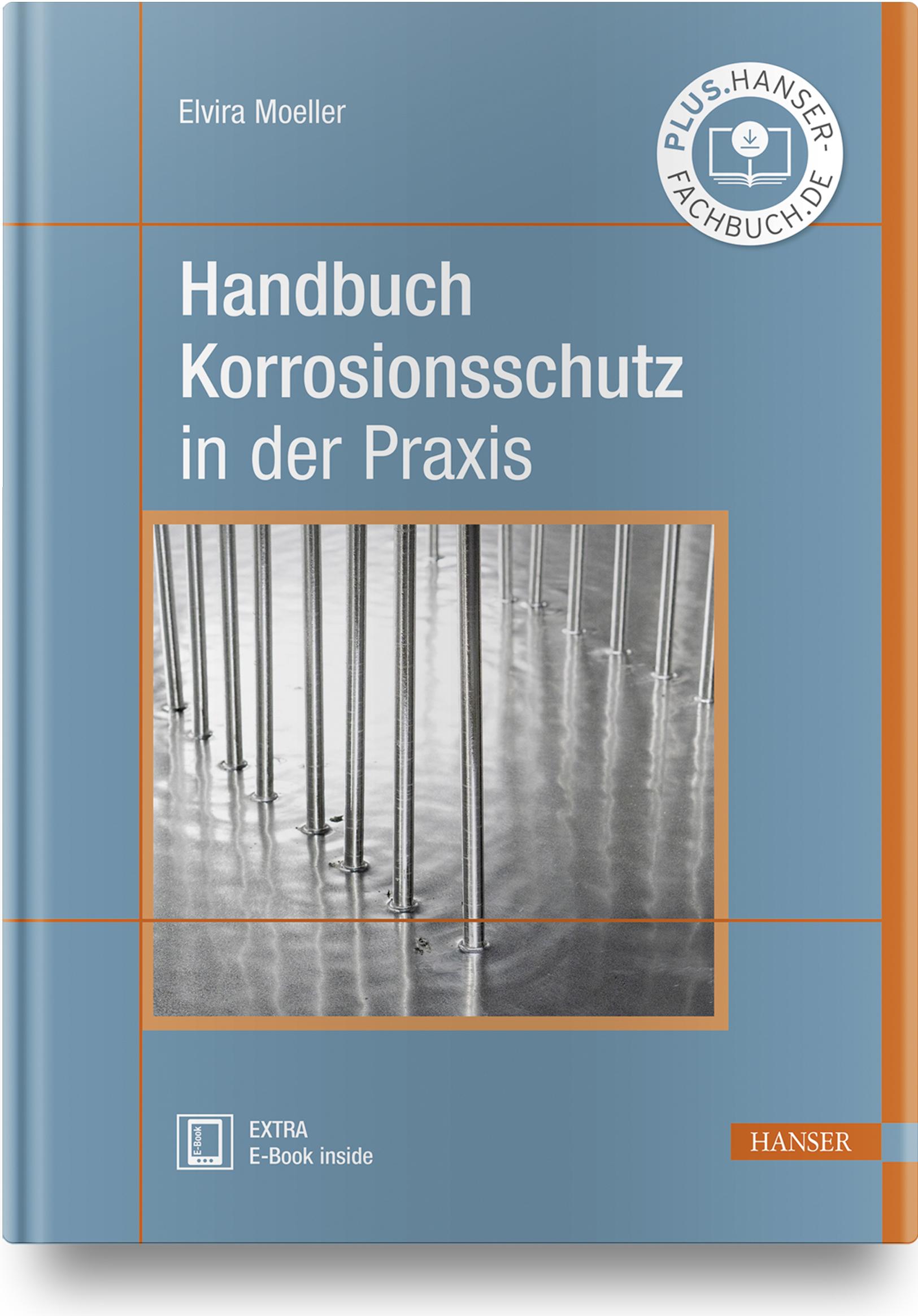Moeller, Handbuch Korrosionsschutz in der Praxis, 978-3-446-22110-9