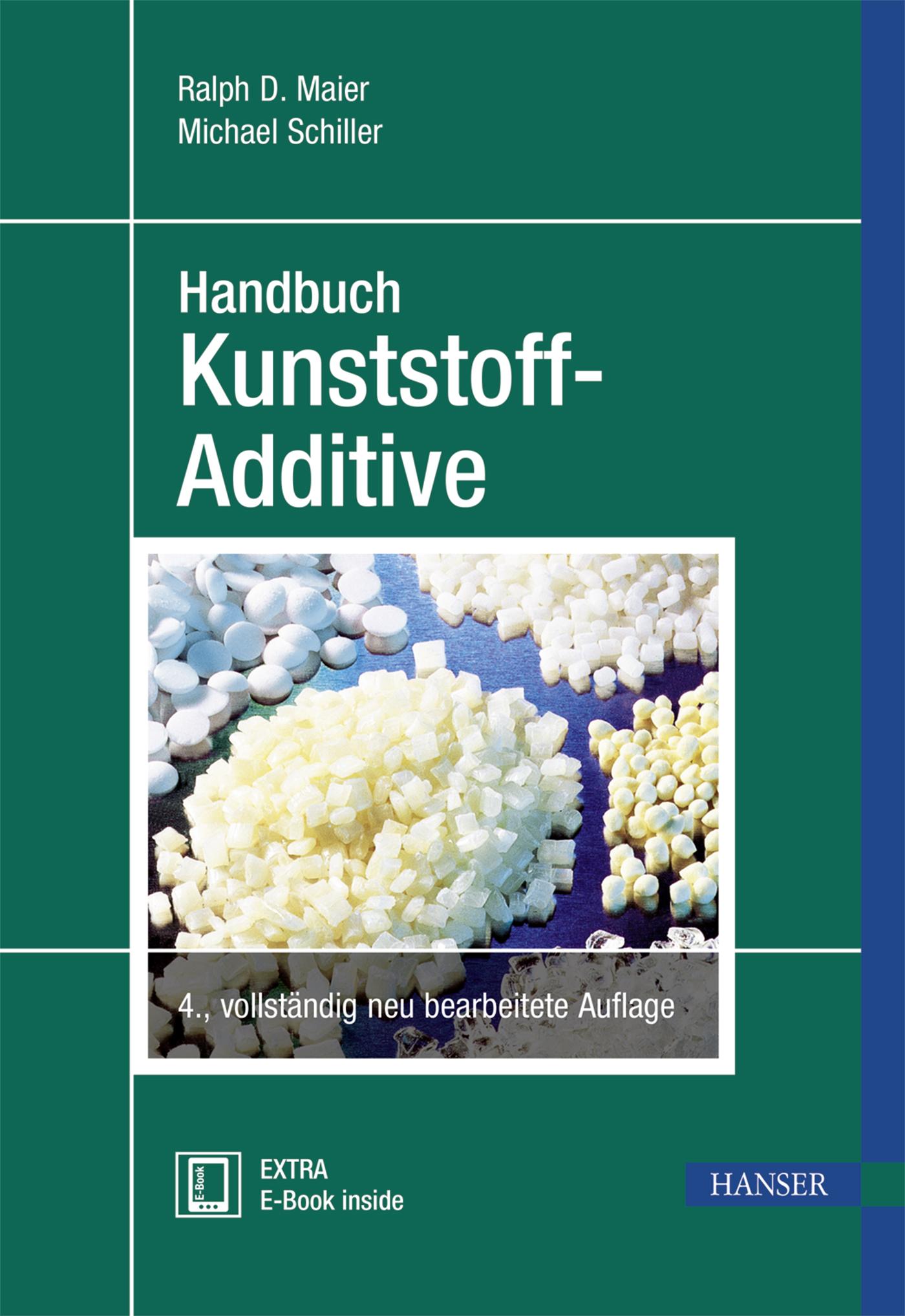 Handbuch Kunststoff Additive, 978-3-446-22352-3