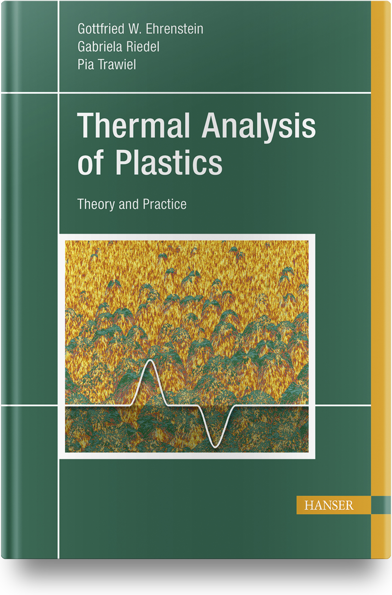 Ehrenstein, Riedel, Trawiel, Thermal Analysis of Plastics, 978-3-446-22673-9