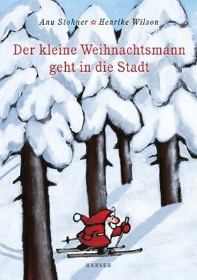 Der kleine Weihnachtsmann geht in die Stadt (Miniausgabe)