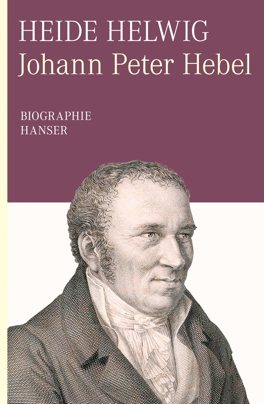 Johann Peter Hebel. Biographie